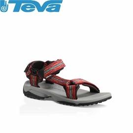 【TEVA 美國 男 Terra Fi L 織帶涼鞋 行星紅】1001473GERE/運動涼鞋/海灘鞋/涼鞋/休閒涼鞋