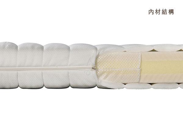 10cm厚度多功能薄墊6尺【比利時布料 天然乳膠+高彈力舒壓棉】瑞格居家床品