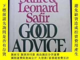 二手書博民逛書店Good罕見advice 原版Y109818 美國 出版1982