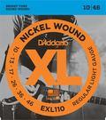 【敦煌樂器】Daddario EXL110 電吉他套弦
