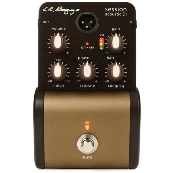 ☆唐尼樂器︵☆免運費 LR Baggs Session DI 民謠吉他 古典吉他 拾音器 前級 L. R. Baggs