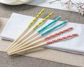 家用筷子實木家庭裝防滑不發霉10雙