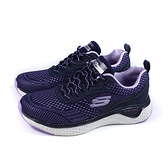SKECHERS ULTRA LIGHT 運動鞋 女鞋 黑/紫 149286NVPR no266