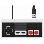 全新懷舊版 紅白機電腦游戲手柄 USB 復古 支持FC/NES PC模擬器