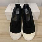 新款百搭厚底懶人鞋潮款布鞋休閒鞋(38號/777-9504)
