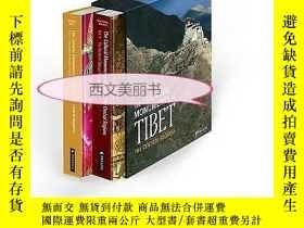 二手書博民逛書店【罕見】2014年版《西藏文化古址》一函兩冊全 The Cult