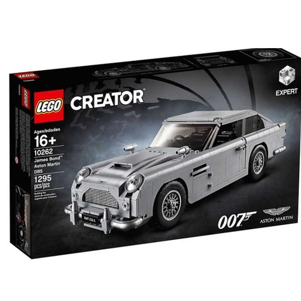 LEGO 樂高 10262 創意系列 James Bond Aston Martin 詹姆士·龐德 奧斯頓馬丁 DB5