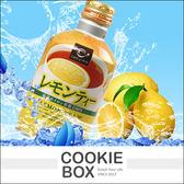 日本 POKKA 淡定檸檬茶 275ml 飲料 紅茶 罐裝 *餅乾盒子*