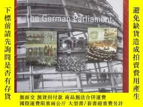 二手書博民逛書店外文書罕見The German Parliament (共272頁)Y15969