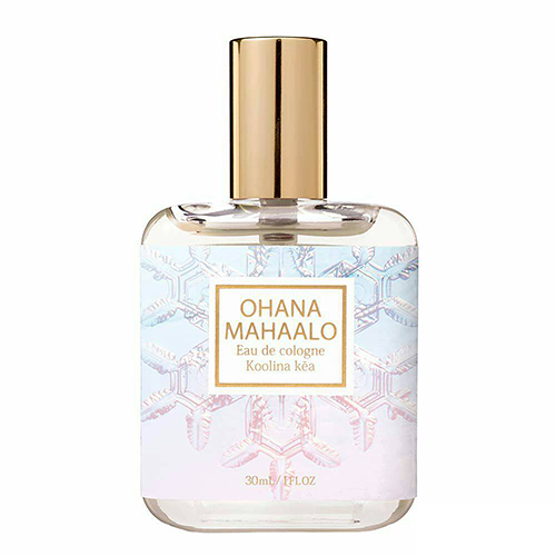 【OHANA MAHAALO】白麝雪花 輕香水 30ml