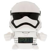 免運費《 BulbBotz》電影原聲夜燈鬧鐘 - 星際大戰 Stormtrooper 白兵 / JOYBUS玩具百貨