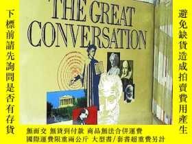二手書博民逛書店The罕見great conversation (A01)Y20