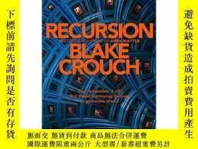 二手書博民逛書店Recursion罕見英文原版 遞歸 Blake Crouch
