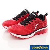 GOODYEAR-緩震氣墊運動鞋-MSE3152紅