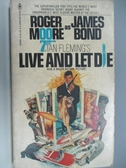 【書寶二手書T1/古書善本_ADF】Live and Let Die_Ian Fleming