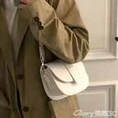 側背包 網紅小包包2021新款潮百搭小方包側背腋下包洋氣質感斜背包女  新品新包【99免運】