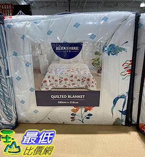 [COSCO代購] C124906 BERKSHIRE LIFE BLANKET 超細纖維蓋毯 尺寸:180 X 210 CM