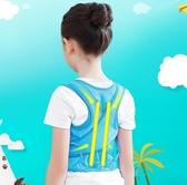 帶 君來康背揹佳駝背器帶青少年男女學生兒童隱形防背部糾正神器 阿卡娜