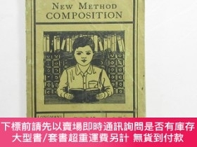 二手書博民逛書店民國24年版《NEW罕見METHOD COMPOSITION》BOOK THREE(新法構成 第三冊)Y249