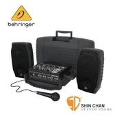 【缺貨】德國Behringer PPA200 攜帶式行動PA喇叭(200瓦) 附麥克風