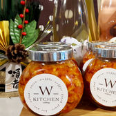 【W Kitchen】蒜頭辣椒醬 3瓶(每瓶350g)(含運)