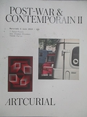 【書寶二手書T3/收藏_FAT】Artcurial_Post-War&Contemporain II_2019/Juin