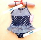 兒童女童寶寶嬰兒愛心裙式連體泳衣歡迎發問適合尺寸