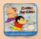 【震撼精品百貨】蠟筆小新_Crayon Shin-chan~蠟筆小新日本純棉方巾/毛巾-藍豬#04048