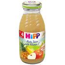 HiPP喜寶 有機綜合蘋果鳳梨果汁200...
