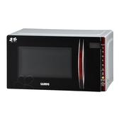 SAMPO 聲寶20L 平台式微波爐RE B320PM