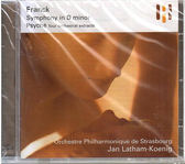 【正版全新CD清倉 4.5折】Jan Latham-Koenig Franck: Symphony in D Minor; Psyché