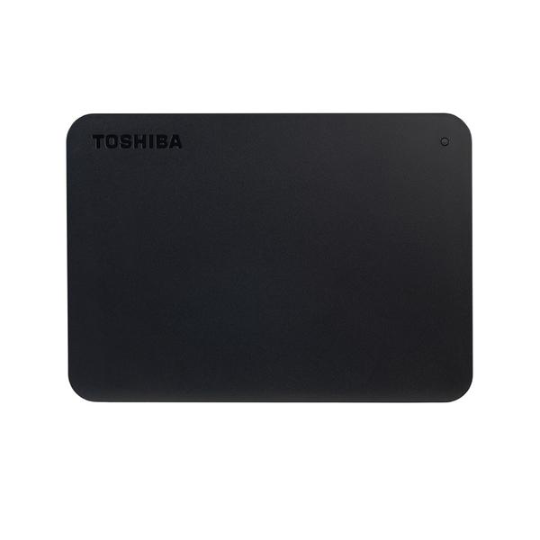 東芝 Toshiba Canvio Basics 黑 4TB 2.5吋 行動硬碟【送行動硬碟包/4T/USB 3/行動儲存/外接式硬碟/Buy3c奇展】