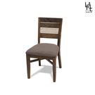 【多瓦娜】微量元素-原始工業風餐椅-D03