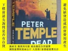 二手書博民逛書店DEAD罕見POINTY85718 PETER TEMPLE Q