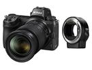 Nikon Z6 Kit組 + FTZ轉...
