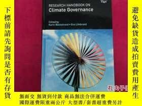 二手書博民逛書店Research罕見Handbook on Climate Go