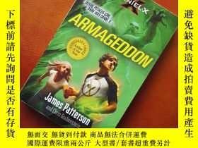 二手書博民逛書店Daniel罕見X(5): Armageddon 英文原版 收3块运费Y396792 James Patter