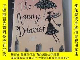 二手書博民逛書店The罕見nanny diariesY210872 Emma McLaughlin 1