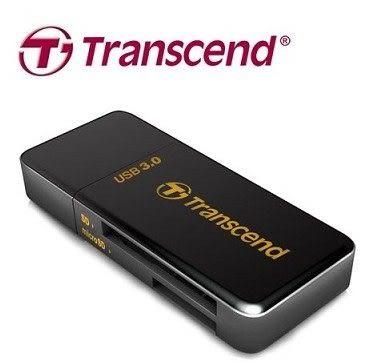 【台中平價鋪】全新 創見 Transcend F5 USB3.0 讀卡機 (TS-RDF5)