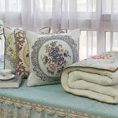 抱枕被子兩用沙發純棉歐式加厚靠枕汽車車載摺疊靠墊被大號枕頭被
