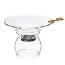 玻璃茶漏杯茶葉過濾器套裝創意功夫茶具配件茶隔茶濾網茶漏器