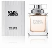 KARL LAGERFELD 卡爾同名時尚女性淡香精85ml