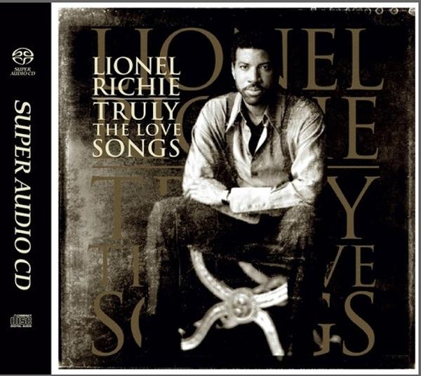 【停看聽音響唱片】【SACD】Lionel Richie:Truly The Love Songs
