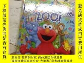 二手書博民逛書店lets罕見go to the zoo 我們去動物園吧。Y163