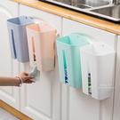 壁掛式多功能垃圾袋衛生紙收納盒 抽取式垃圾袋盒 衛生紙盒