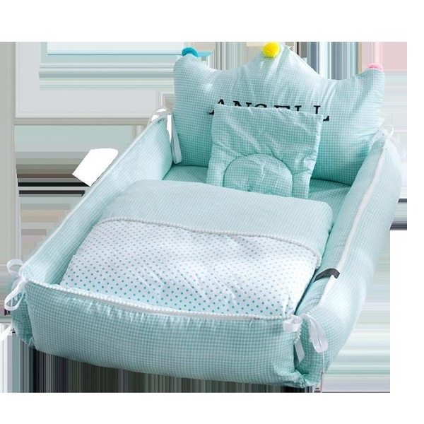 新生兒仿生寶寶床嬰兒床嬰兒床中床 樂印百貨