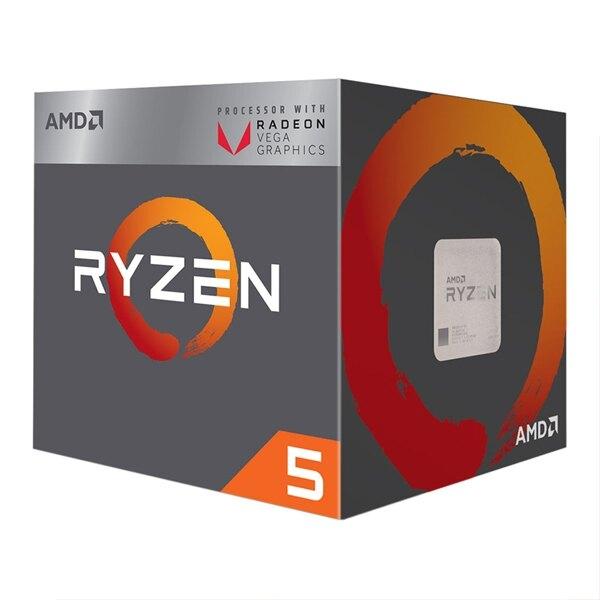 AMD Ryzen 5 2400G R5 2400G (4核/3.6G/代理商/三年保固/盒裝) 處理器★AMD 官方授權經銷商★
