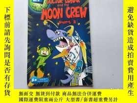 二手書博民逛書店Doctor罕見Lunar and the Moon Crew