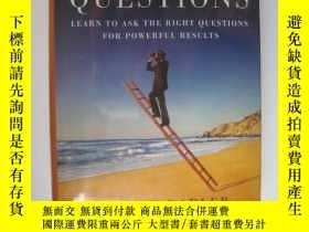 二手書博民逛書店Smart罕見Questions: Learn to Ask t