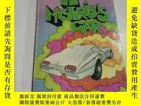 二手書博民逛書店THE罕見MYSTERIOUS CAR:神祕的汽車(外文)Y21